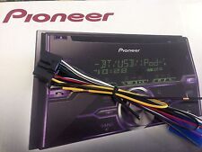 Pioneer FH-X720BT 16 PIN WIRE HARNESS REPLACEMENT