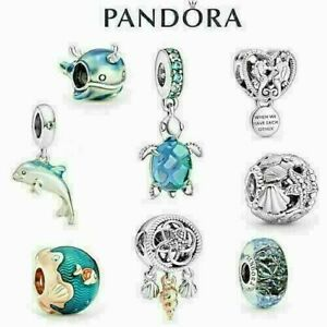 UK New Genuine Silver Pandora Ocean Charm ALE S925 & With Box