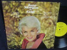 "Jane Morgan ""In Gold"" LP"