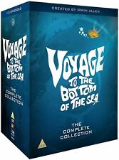 Voyage To The Bottom Of The Sea . Complete Series . Season 1 2 3 4 . 31 DVD NEU