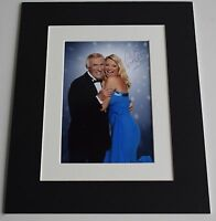 Bruce Forsyth Signed Autograph 10x8 photo display Strictly Dancing TV AFTAL COA