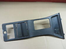 LINCOLN MARK VII LSC 90 91 92 1990 1991 1992 CONSOLE DECK OEM with holes drilled
