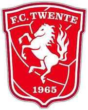"""FC Twente Netherlands Football Soccer Car Bumper Sticker Decal 4""""X5"""""""