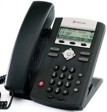 Polycom SoundPoint IP 331 2-Line Phone with 2-Port Ethernet Switch, PoE and LCD