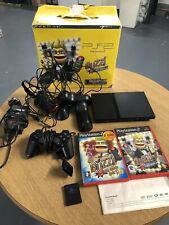 PS2 Console PlayStation 2 Buzz Edition rare
