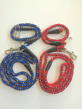 Dog slip collar & matching lead set- collar 45cm -lead 110cm BUY 2 GET 3RD FREE
