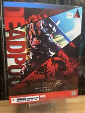 Square Enix Marvel Universe Variant Play Arts Kai Deadpool Pre-owner AUTHENTIC