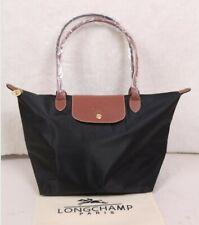 Brand new black Longchamp Le Pliage Tote bag handbag L