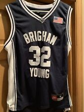 New listing Jimmer Fredette BYU Cougars NCAA Basketball Jersey - Size M