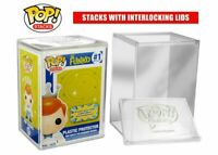 Funko Pop! Stacks: Premium Authentic Hard Shell Protector Case #1 Best Seller