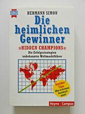 Hermann Simon Die heimlichen Gewinner Hidden Champions Erfolgsstrategien
