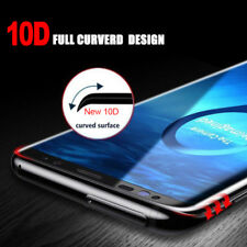 10D Full Cover For Samsung Galaxy Note 10 S9 S8 S10 Tempered Glass Case Friendly