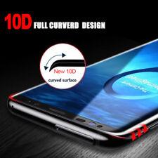 10D Full Cover For Samsung Galaxy S21 S20 A31 A21S A51 A71 Tempered Glass Case