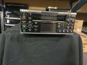 Sony HDV 1080i DVCAM Video cassette recorder
