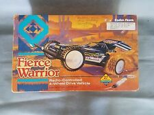 Radio Shack Fierce Warrior Radio Control 4 Wheel Drive Vehicle w/ Original Box