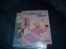 American School of Needlework Fashion Doll Bedroom