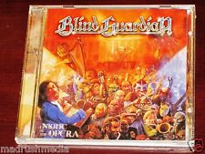 Blind Guardian: A Night At The Opera CD 2002 Virgin Records UK EU 724381182529