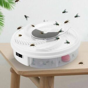 Electronic USB Automatic Fly Catcher Fly Trap Pest Control Killer Mosquito USA