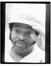1970 RICHIE ALLEN BASEBALL WIRE SERVICE PHOTO ST LOUIS CARDINALS #9