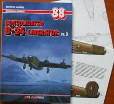 Consolidated B-24 LIBERATOR pt.3 - AJ-Press