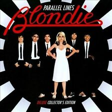 Parallel Lines [CD/DVD] by Blondie (CD, Jun-2008, 2 Discs, Caroline...
