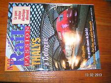 * Rail Passion n°19 Thalys à Cologne Argentine 2D2 9100 Narbonne Port Bou