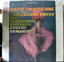 Offenbach/Ormandy   Gaite Parisienne; L'Arlesienne    Columbia