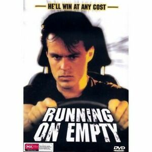 Running on Empty DVD Terry Serio New and Sealed Australia