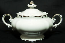 Crown Jewel Elegance Sugar Bowl Bavaria Germany