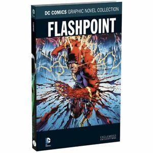 °THE FLASH: FLASHPOINT #59  DC COMICS GRAPHIC NOVEL° Auf English 2016 G. Johns