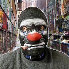 Gorila Mono Con Diseño De Cigarro Cara Piel Lycra Face Mask Halloween L&s Estampados