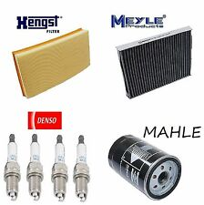 Tune Up Kit Air Oil Fuel Filters Plugs for Audi A8 Quattro 1997-1999