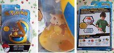 Figurine TOMY pokémon avec pokéball Osselait Cubone sous blister neuf