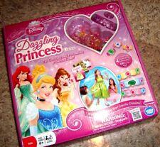 Disney Princess DAZZLING PRINCESS Game FREE US SHIPPING Dress Up Jewelry Game
