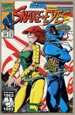G.I. Joe A Real American Hero #136-1993 fn/vf 7.0 GI Joe Unbagged Edition