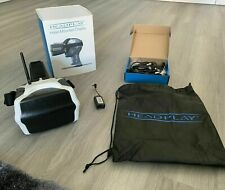 Headplay FPV Goggles 5.8GHz Battery HDMI  RC Racing Drone Quadcopter Plane Wing