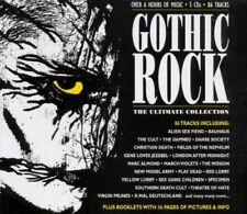 Gothic Rock - The Ultimate Collection ~ Various