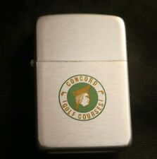 CONCORD GOLF COURSES 5th Annual PRO-AM Lighter 1969