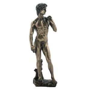 David by Michelangelo Veronese Statue Bronze Eighth Wedding Anniversary Gift