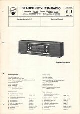 BLAUPUNKT - Granada 7626500 - Kundendienstschrift Manual Schaltplan - B3443