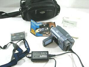 Sony  CCD-TRV328 8mm Video8 HI8 Camcorder Player  Video Transfer Night Vision