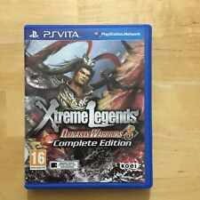 PS VITA-Xtreme Legends Dynasty Warriors 8 Complete Edition
