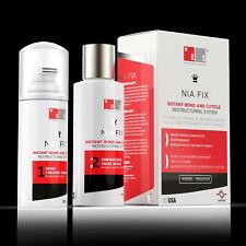 NIA FIX Instant Bond and Cuticle Restructuring System DS Laboratories Authentic