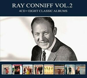 RAY CONNIFF - EIGHT CLASSIC ALBUMS VOL 2 (4 CD) NEW CD