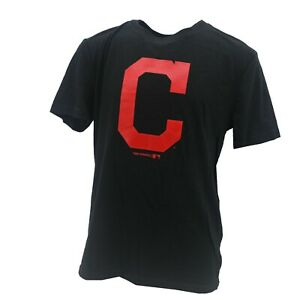 Cleveland Indians Official MLB Genuine Apparel Kids Youth Size T-Shirt New Tags