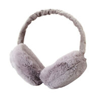 Mexican Kangaroo Simple Black And White Winter Earmuffs Ear Warmers Faux Fur Foldable Plush Outdoor Gift