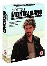 Young Montalbano Series 1 and 2 UK DVD