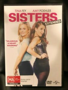 Sisters (2016 : 1 Disc DVD Set) Very Good Condition Region 4