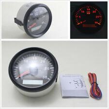 Car Truck Diesel Engine 85mm LCD Digital Tachometer Gauge 3000RPM with Hourmeter