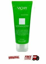 VICHY NORMADERM - Cleansing Purifying Gel Face Wash - TRAVEL SIZE - 100ml